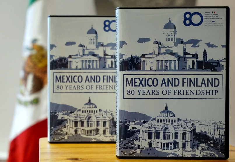 Mexico and Finland: 80 Years of Friendship