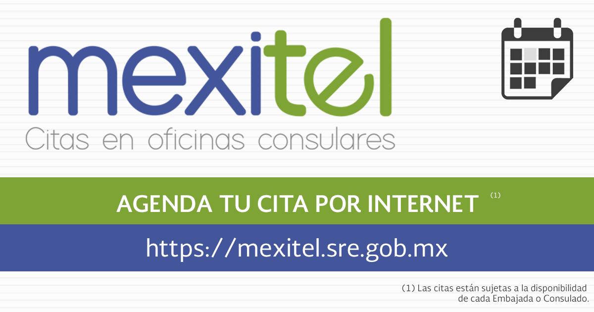 Anuncian nuevo sistema para solicitar cita para visa mexicana