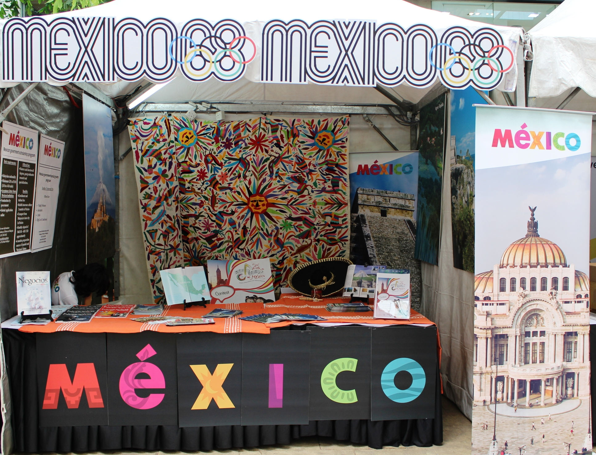 Very best Mexico participates with great success in VIII Latin American  VI14