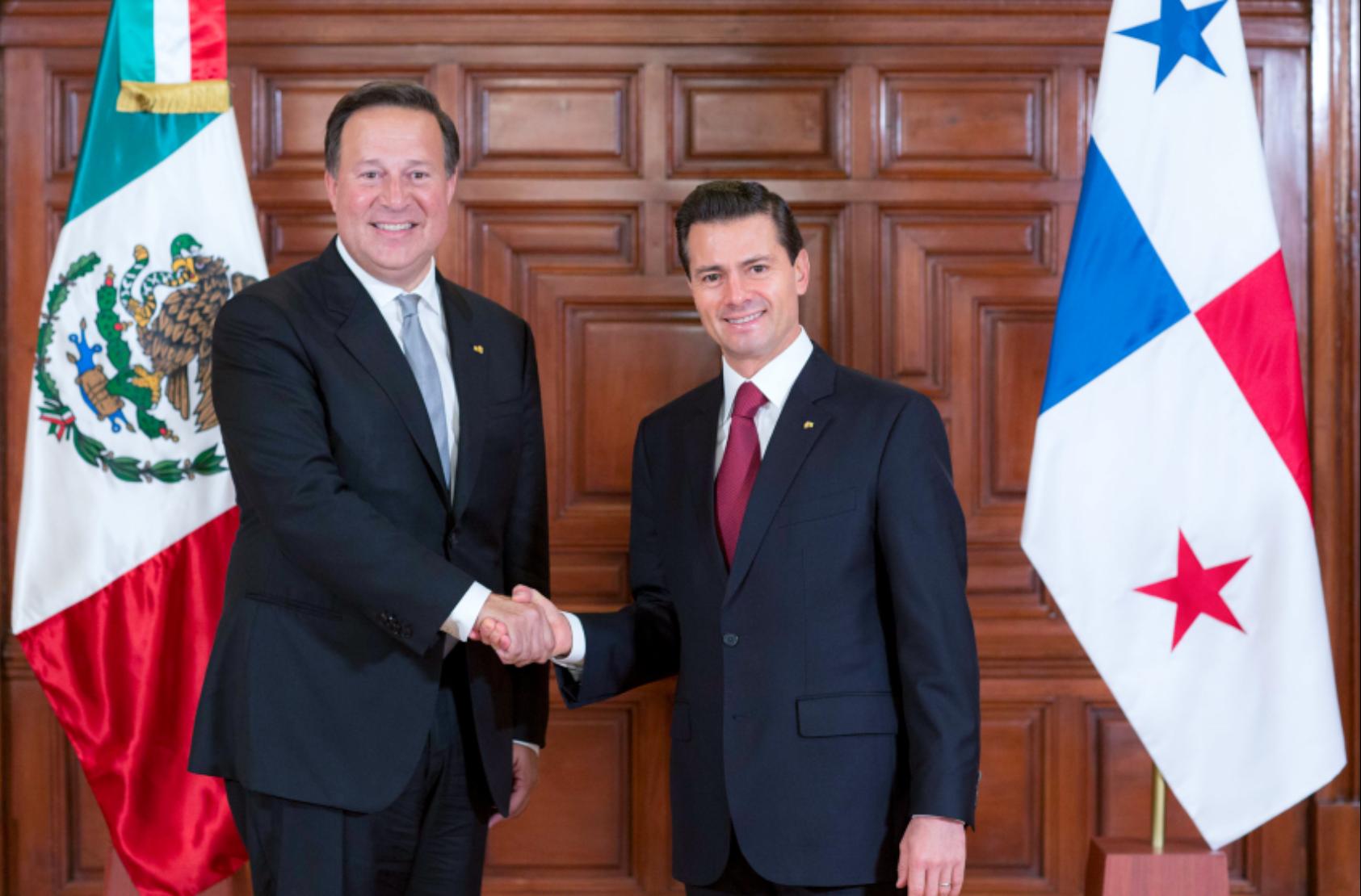 Presidente De Panamá Realiza Visita Oficial A México