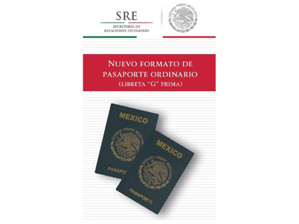 Inicia La Expedición De Pasaportes Tipo G Prima