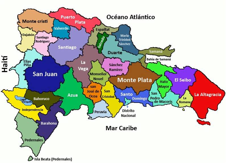 Información General Sobre República Dominicana