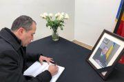 Condolencias de México al gobierno y pueblo rumano por el fallecimiento del Rey Miguel