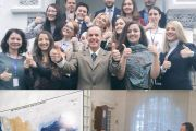 Visita de estudiantes | Around the World Embassies Tour
