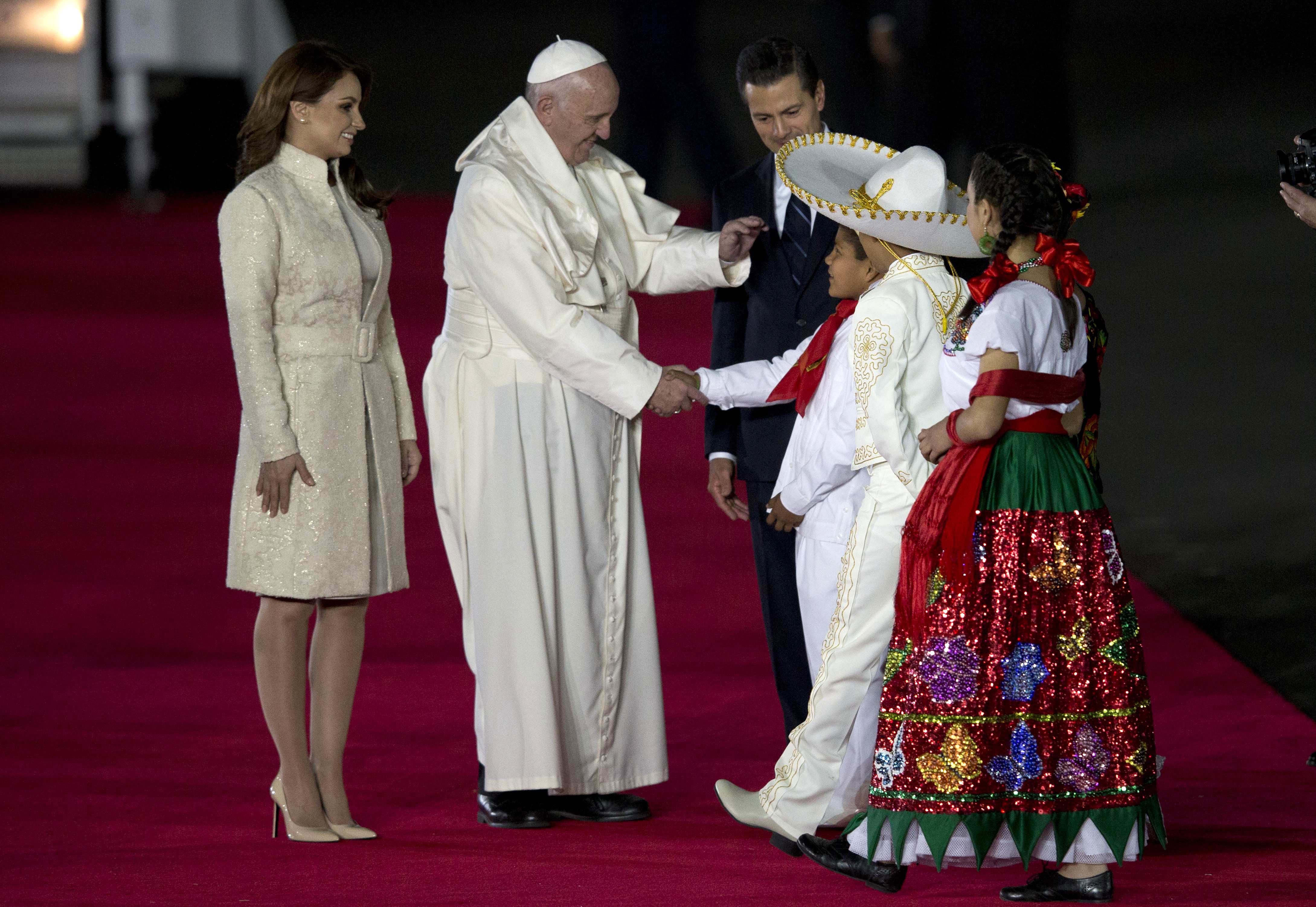 Visita del papa Francisco a México 526589c9eb0
